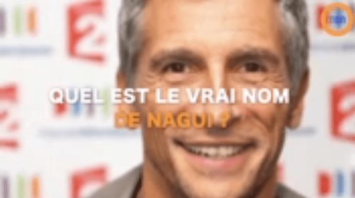 Nagui dans 'Tout le monde veut prendre sa place' | Photo : dailymotion