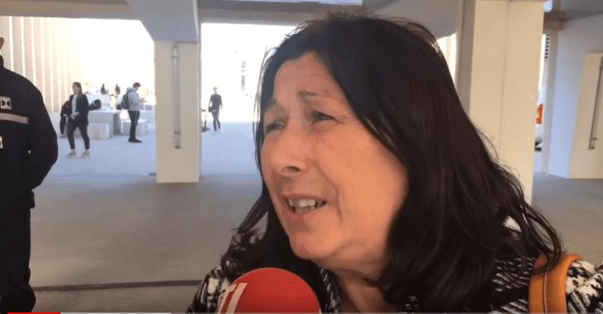 Le cri de la mère de Marie-Bélen, l'étudiante mortellement agressée à Marseille | La Provence / Youtube