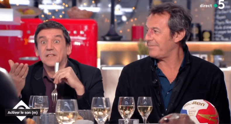 Scandale Quesada : Jean-Luc Reichmann s'exprime ! - C à Vous - 15/04/2019 | Photo : Youtube / C à vous