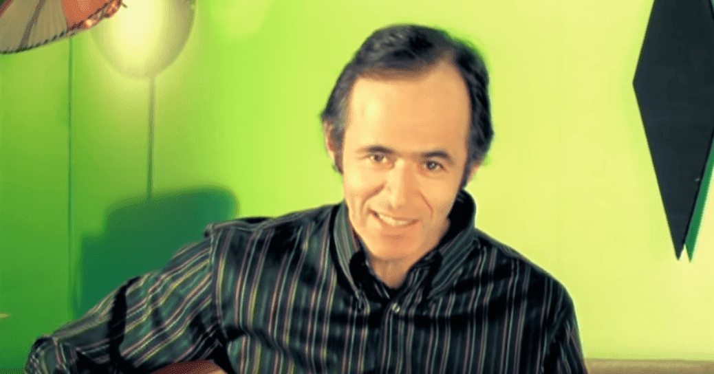 Jean-Jacques Goldman - Les choses (Clip officiel). | Source : JeanJGoldmanVEVO