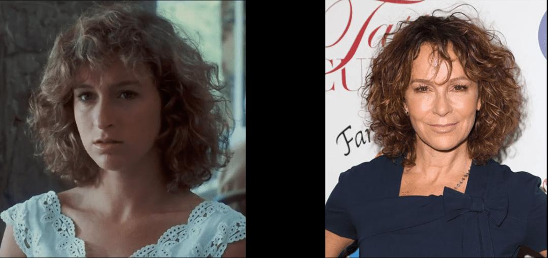 Jennifer Grey dans Dirty Dancing / Acteurs avant et après 2019 | Photo : Youtube/ Trustevery World