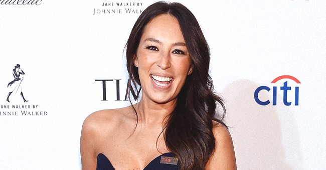 Joanna Gaines Shares Intimate Photo of Her Oldest Son Reading to Baby Crew