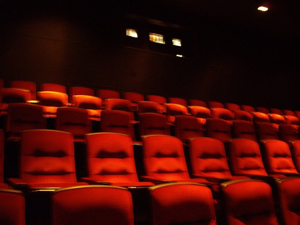 Theater chairs | Photo: Flickr