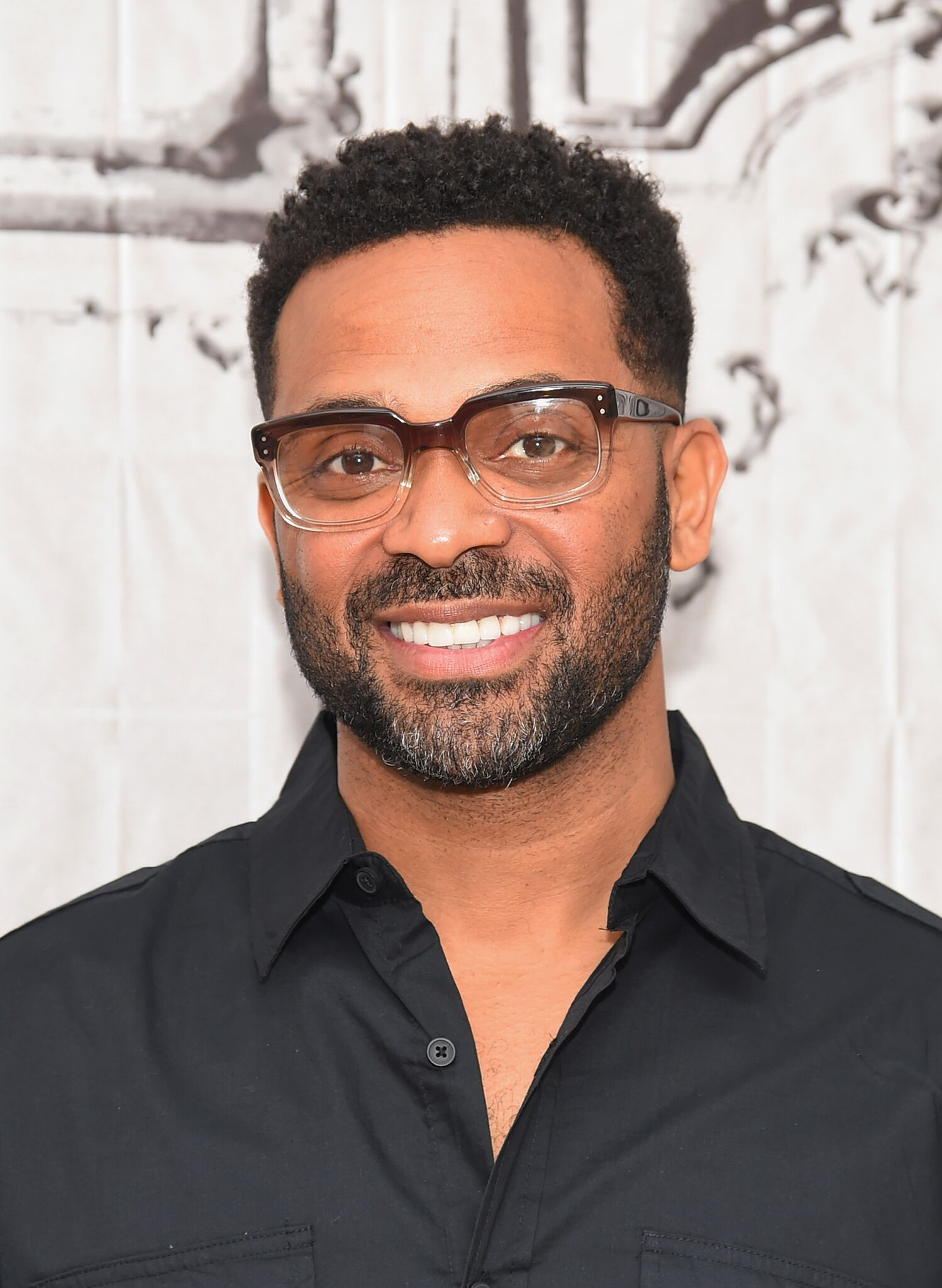 """Actor/comedian Mike Epps attends the AOL BUILD Speaker Series Presents: """"Survivor's Remorse"""" at AOL Studios in New York on July 29, 2015 