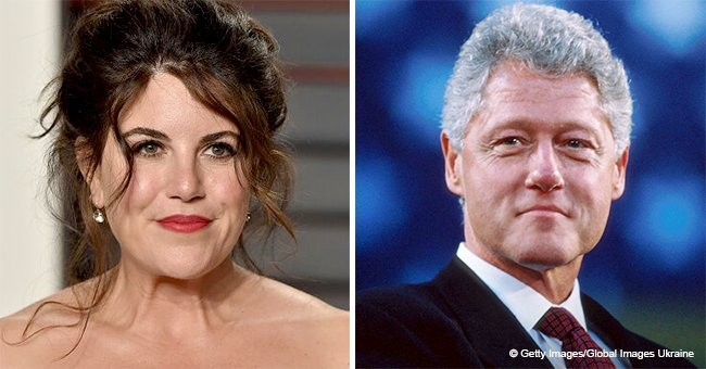 Monica Lewinsky revealed how she deals with Bill Clinton fallout