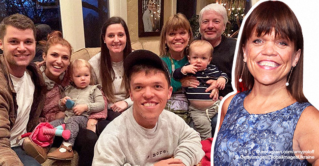 Amy Roloff's Heart Is 'Happy' as She Shares a Rare Family Photo, and Their Smiles Are Warming