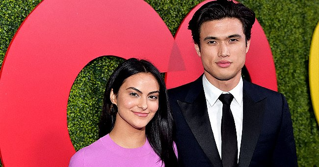 Camila Mendes and Charles Melton on December 6, 2018 in Beverly Hills, California | Photo: Getty Images