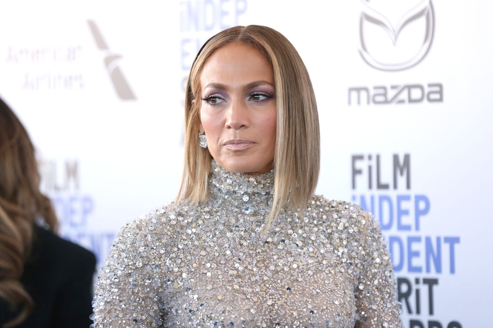 Jennifer Lopez at the 2020 Film Independent Spirit Awards on February 08, 2020 | Photo: Getty Images