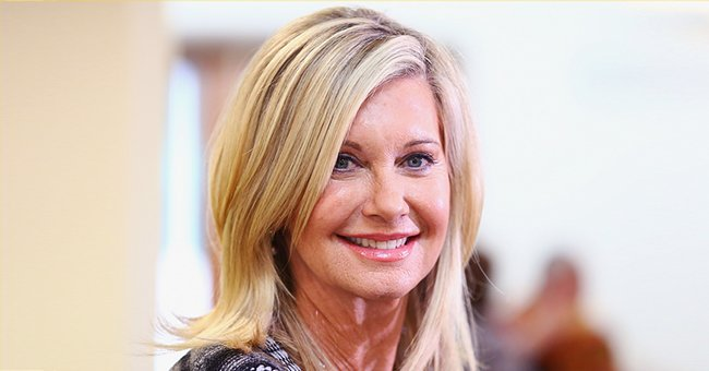 Olivia Newton-John Assures Worried Fans She Is Fine after Posting a Picture of an Old Walker