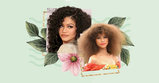 A Glimpse At Zendaya's Most Iconic Hair Transformations
