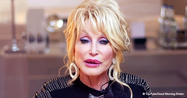 'It's a touchy subject': Dolly Parton reveals what her husband thinks of her music