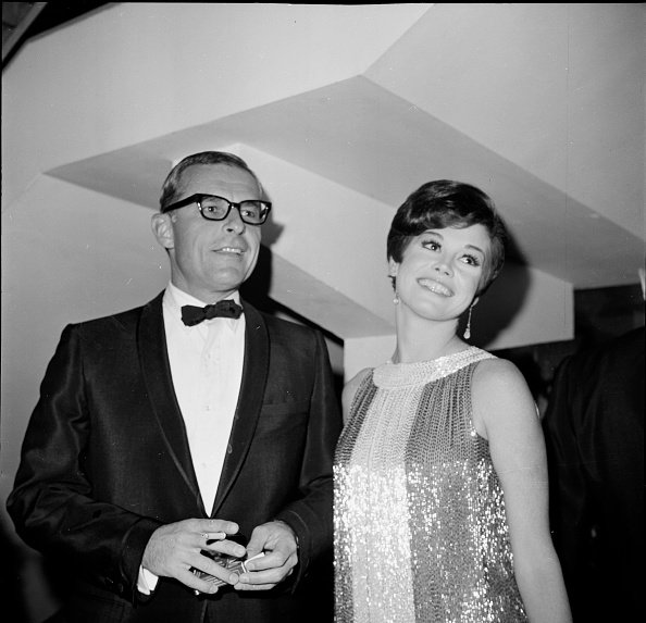 Mary Tyler Moore and Grant Tinker | Photo:Getty Images