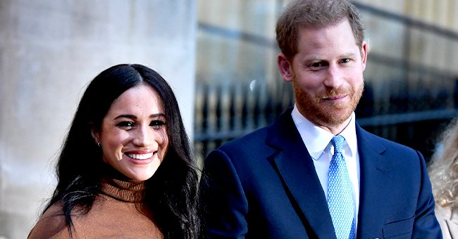 Meghan Markle and Prince Harry Finally Share Their 1st US Christmas Card — Archie Is Red-Haired
