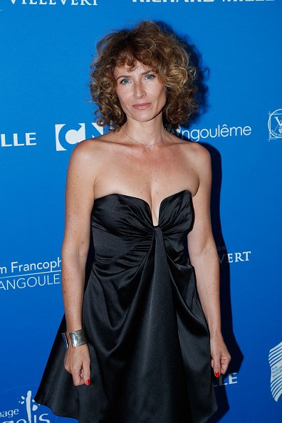 L'actrice Elsa Lunghini assiste au 11ème Festival du film francophone d'Angoulême. | Photo : Getty Images