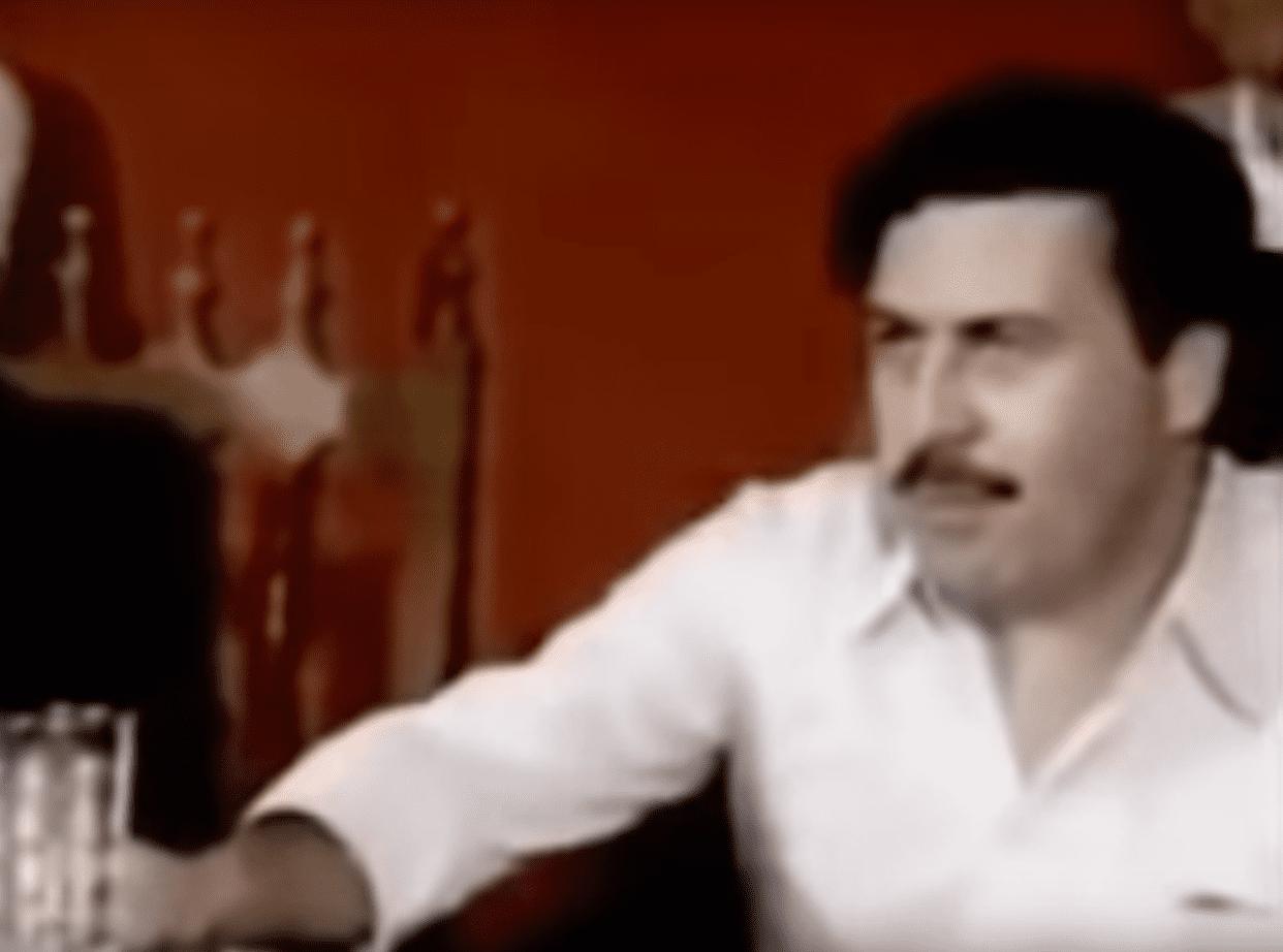 Pablo Emilio Escobar Gaviria, fundador y máximo líder del Cartel de Medellín. | Imagen: YouTube/Dvj Galaxy VideoMix