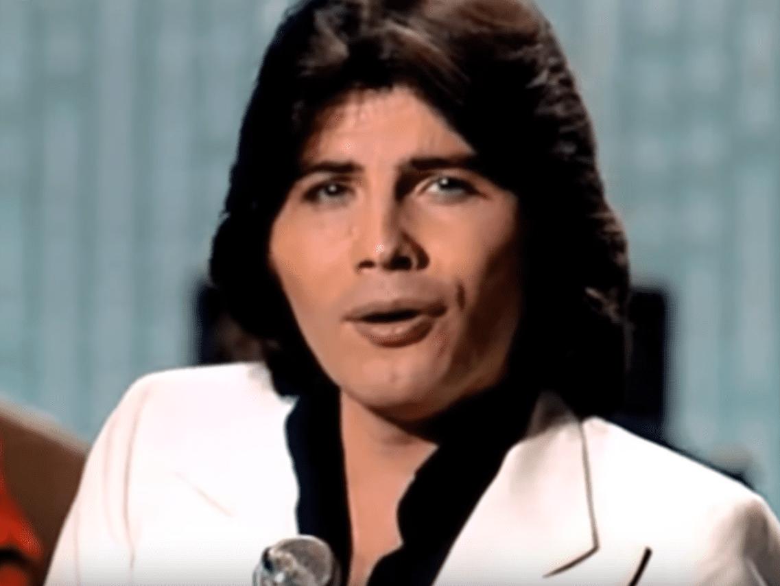 Miguel Gallardo, compositor y cantante español de la década de los 70.   Imagen: YouTube/BQUILLA44
