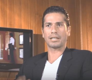 Gregorio Pernía en 2009. |Imagen: Youtube/grasafrass