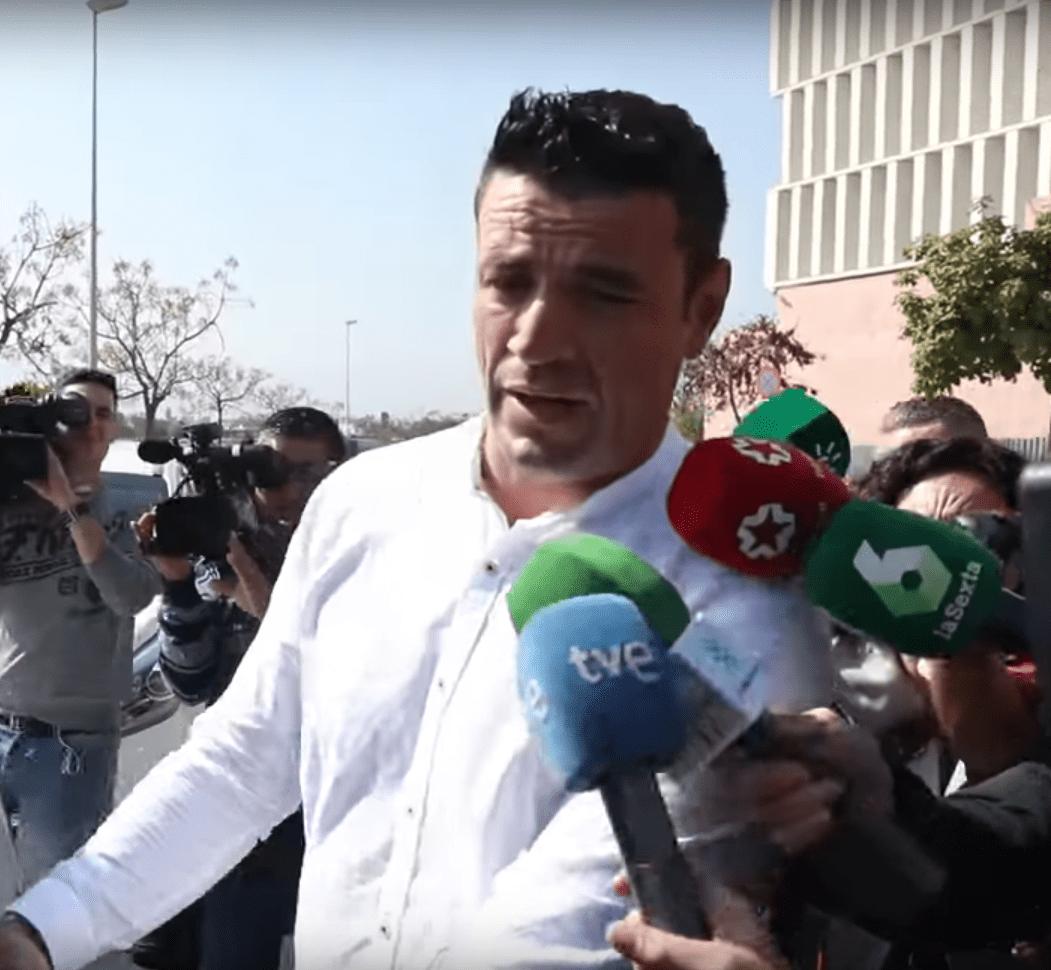 David Serrano, dueño de la finca donde murió Julen. | Imagen: YouTube/Europa Press Andalucía