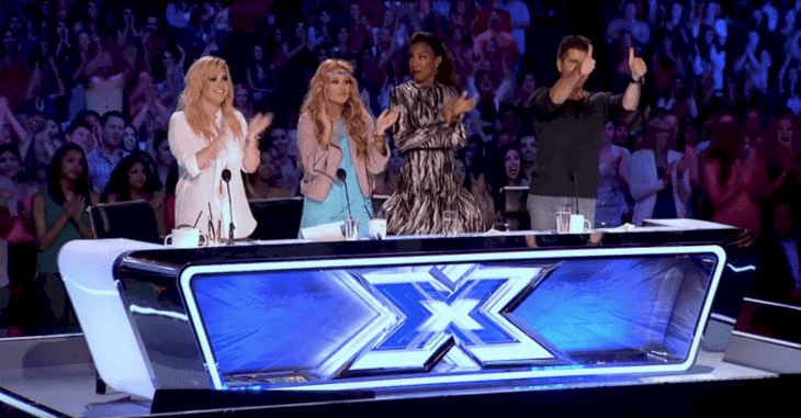 Source: Youtube/The X Factor USA
