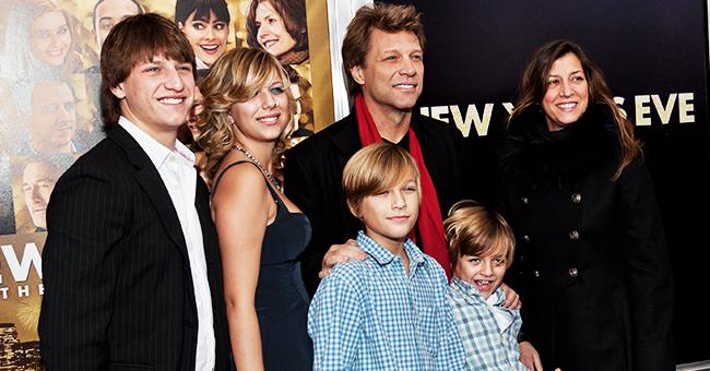 Bon Jovi's Eldest Son Jesse Bongiovi Is Now 24 and He Looks so Similar to His Dad