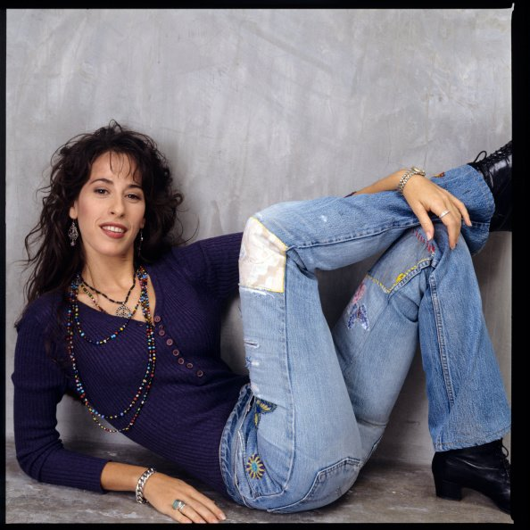 Maggie Wheeler, 29 octobre 1993. | Photo : Getty Images