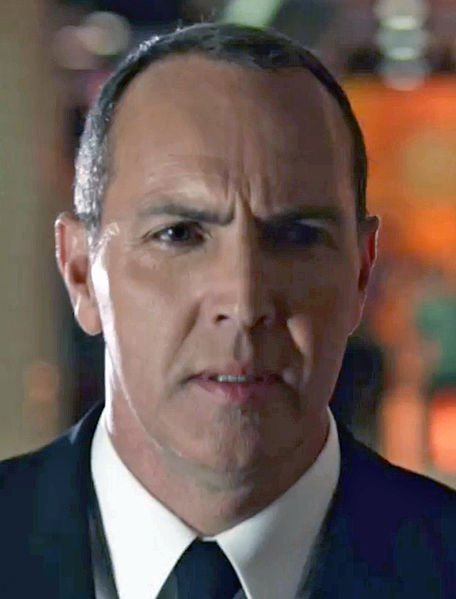 "Arnold Vosloo in the 2009 commercial ""The Chase."" 
