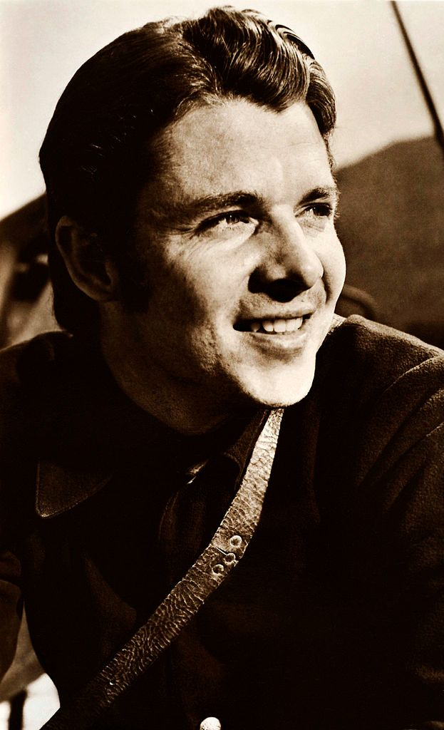 U.S Army veteran and actor, Audie Murphy, circa 1950. | Photo: Getty Images