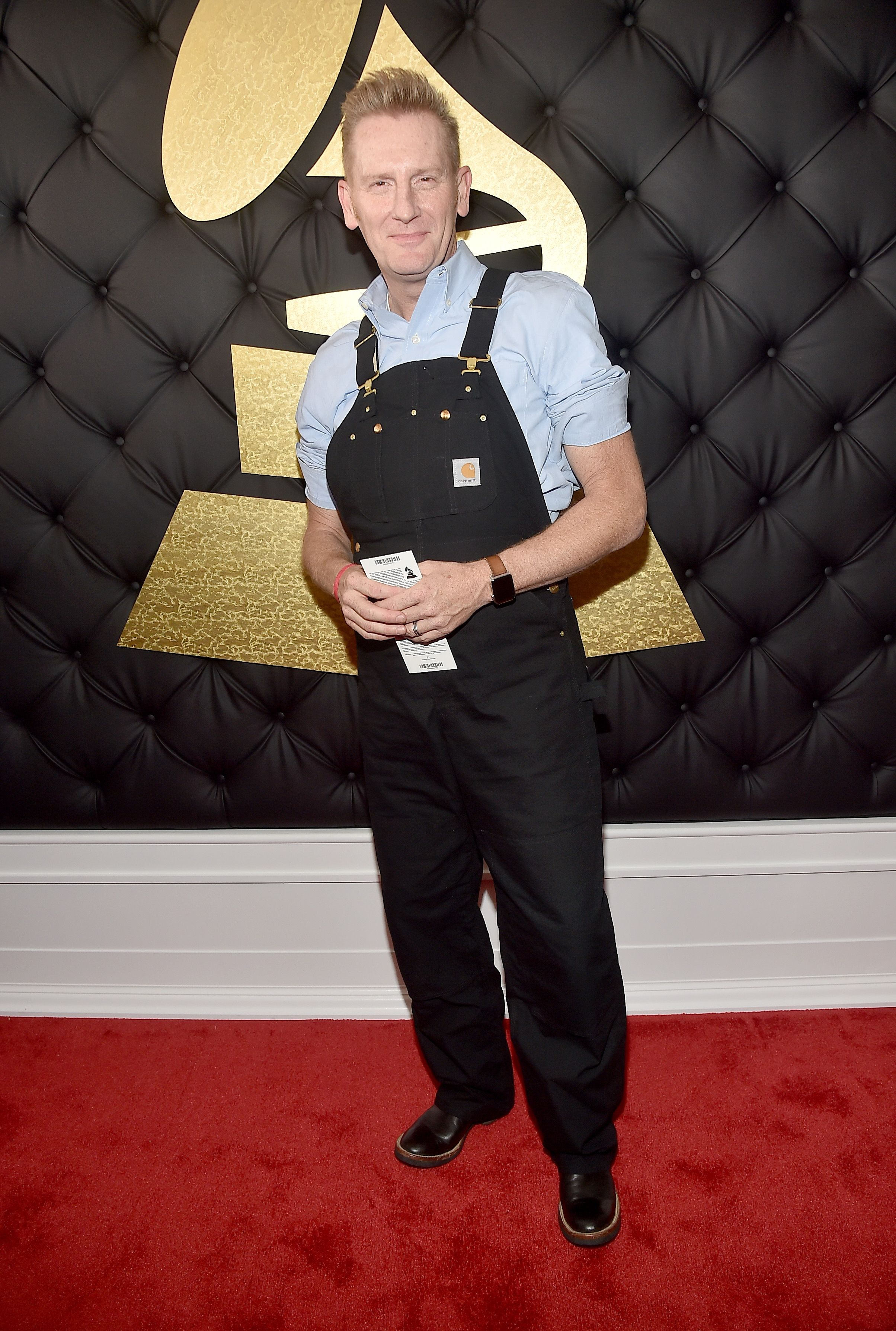 Musician Rory Lee Feek of Joey + Rory at The 59th GRAMMY Awards at STAPLES Center on February 12, 2017 | Photo: Getty Images