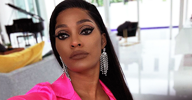 Joseline Hernandez Shares Adorable Clip of Daughter Bonnie Playing with Stevie J's Son