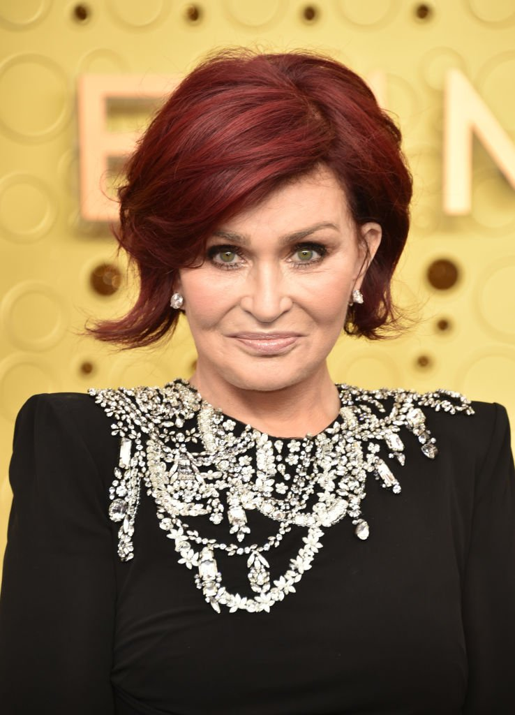 Sharon Osbourne attends the 71st Emmy Awards at Microsoft Theater | Photo: Getty Images
