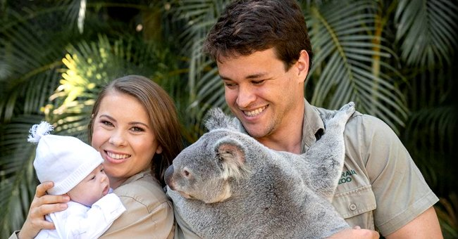 Bindi Irwin Amuses Fans Singing 'Fifty Nifty United States' Song to Giggling 3-Month-Old Daughter Grace