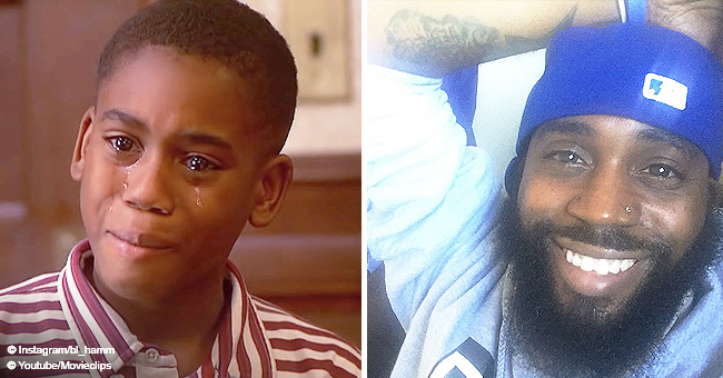 Ahmad from 'Soul Food' Is All Grown up Now and Living Life to the Fullest