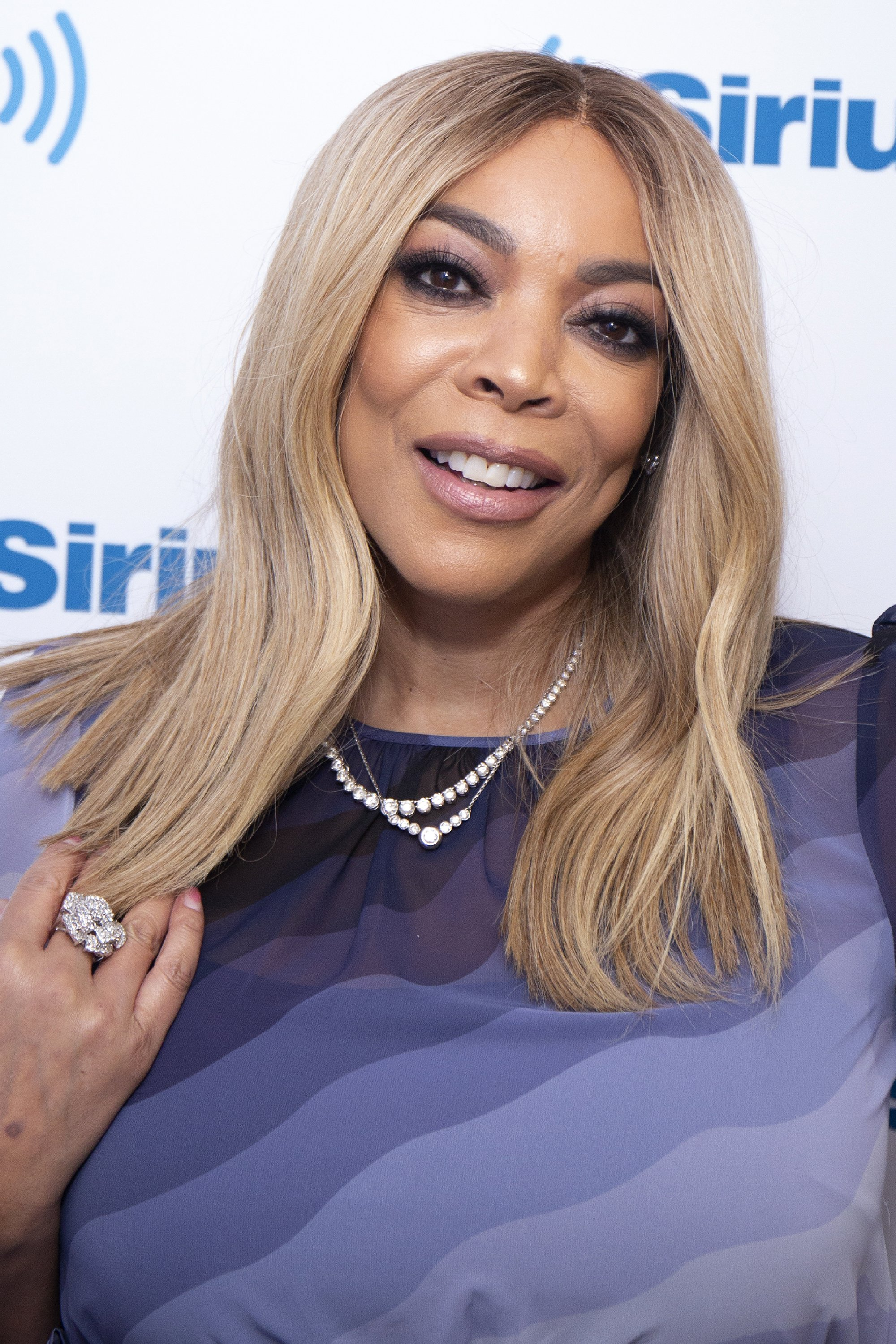 Wendy Williams at the SiriusXM Studios in September 2018.   Photo: Getty Images