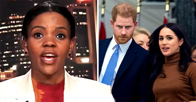 Candace Owens Slams Duchess Meghan after Bombshell Interview with Oprah — See Her Response