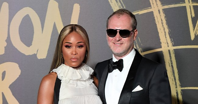 Eve and Maximillion Cooper at Fashion For Relief London at the British Museum   Photo: Getty Images