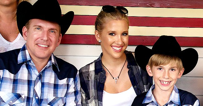 Savannah Chrisley Gushes over Her Little Brother Grayson as She Shares Their Rare Car Selfie