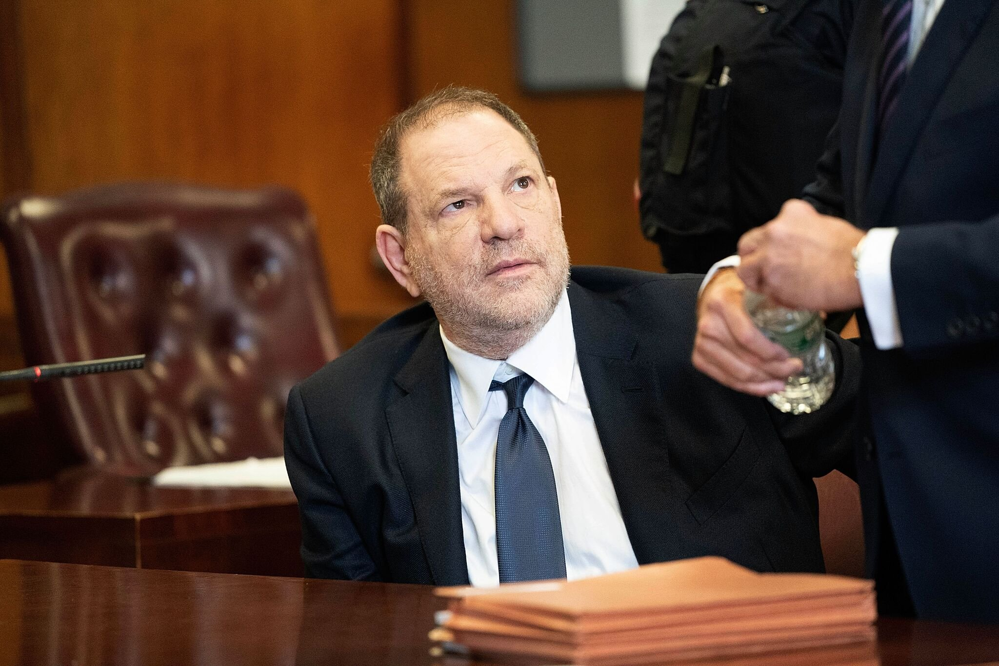 Le producteur Harvey Weinstein. l Source : Getty Images
