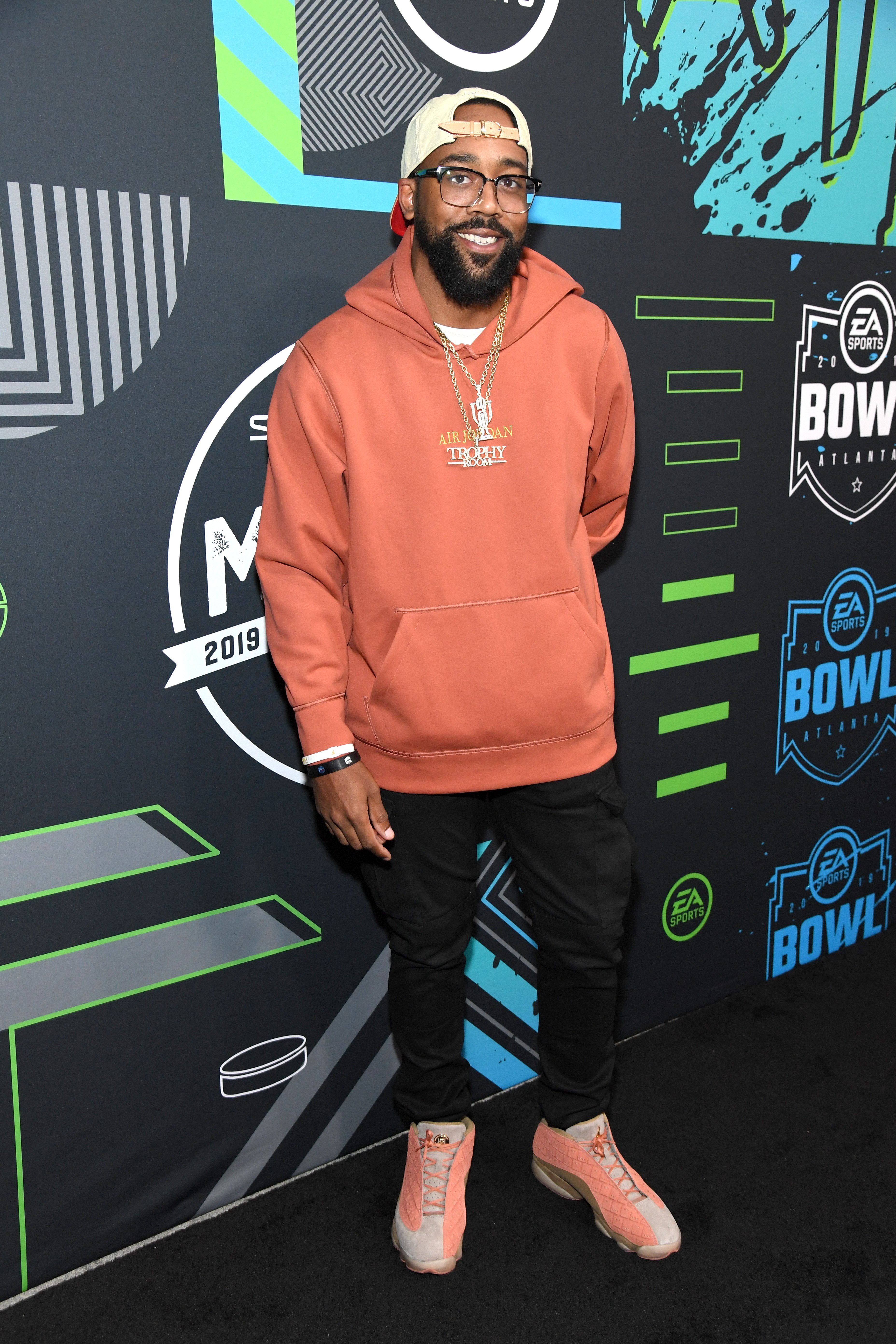 Marcus Jordan attends Bud Light Super Bowl Music Fest / EA SPORTS BOWL at State Farm Arena on January 31, 2019 | Photo: GettyImages
