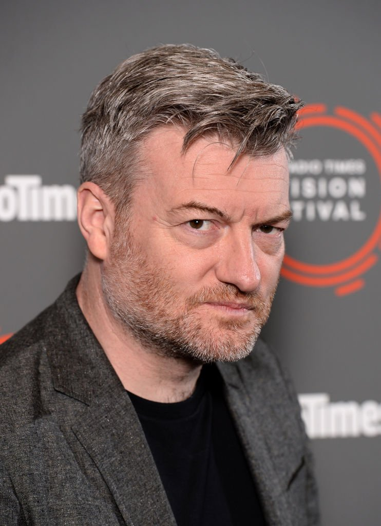 """Charlie Brooker attends the """"Black Mirror"""" photocall during the BFI & Radio Times Television Festival 2019 at BFI Southbank on April 14, 2019 in London, England. I Image: Getty Images."""