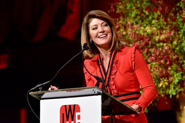Norah O'Donnell at Cipriani 42nd Street on October 25, 2018 in New York City | Photo: Getty Images