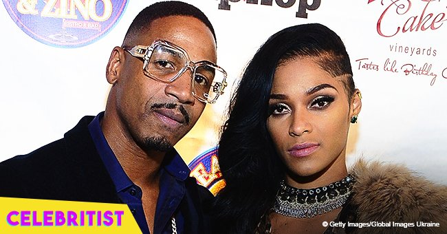 Joseline Hernandez shares video of her & Stevie J's daughter with a full head of curly hair