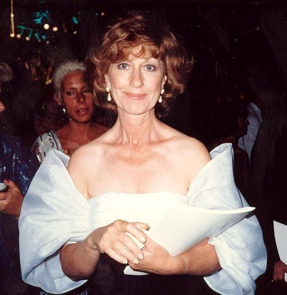 Christina Pickles at the Governor's Ball. | Source: Wikimedia Commons