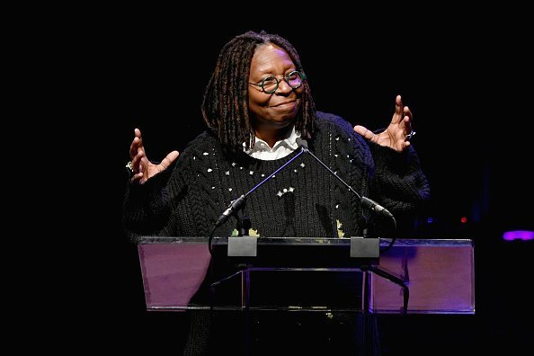 Whoopi Goldberg speaks onstage at the Lincoln Center Fashion Gala - An Evening Honoring Coach at Lincoln Center Theater on November 29, 2018, in New York City.| Photo: GettyImages