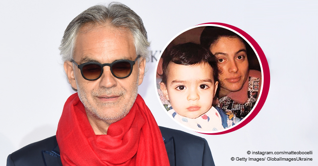 Andrea Bocelli's Son Shares Rare Childhood Photo as He Wishes His Mother a Happy Birthday