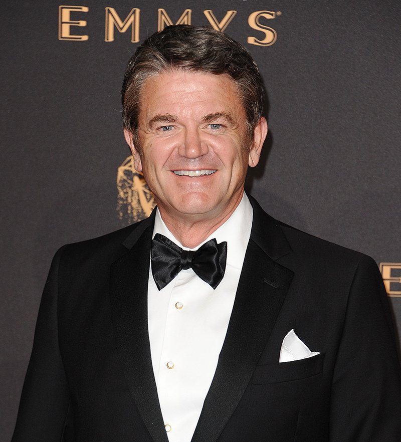 John Michael Higgins attending the 2017 Creative Arts Emmy Awards at Microsoft Theater in Los Angeles, California in September 2017. | Image: Getty Images.
