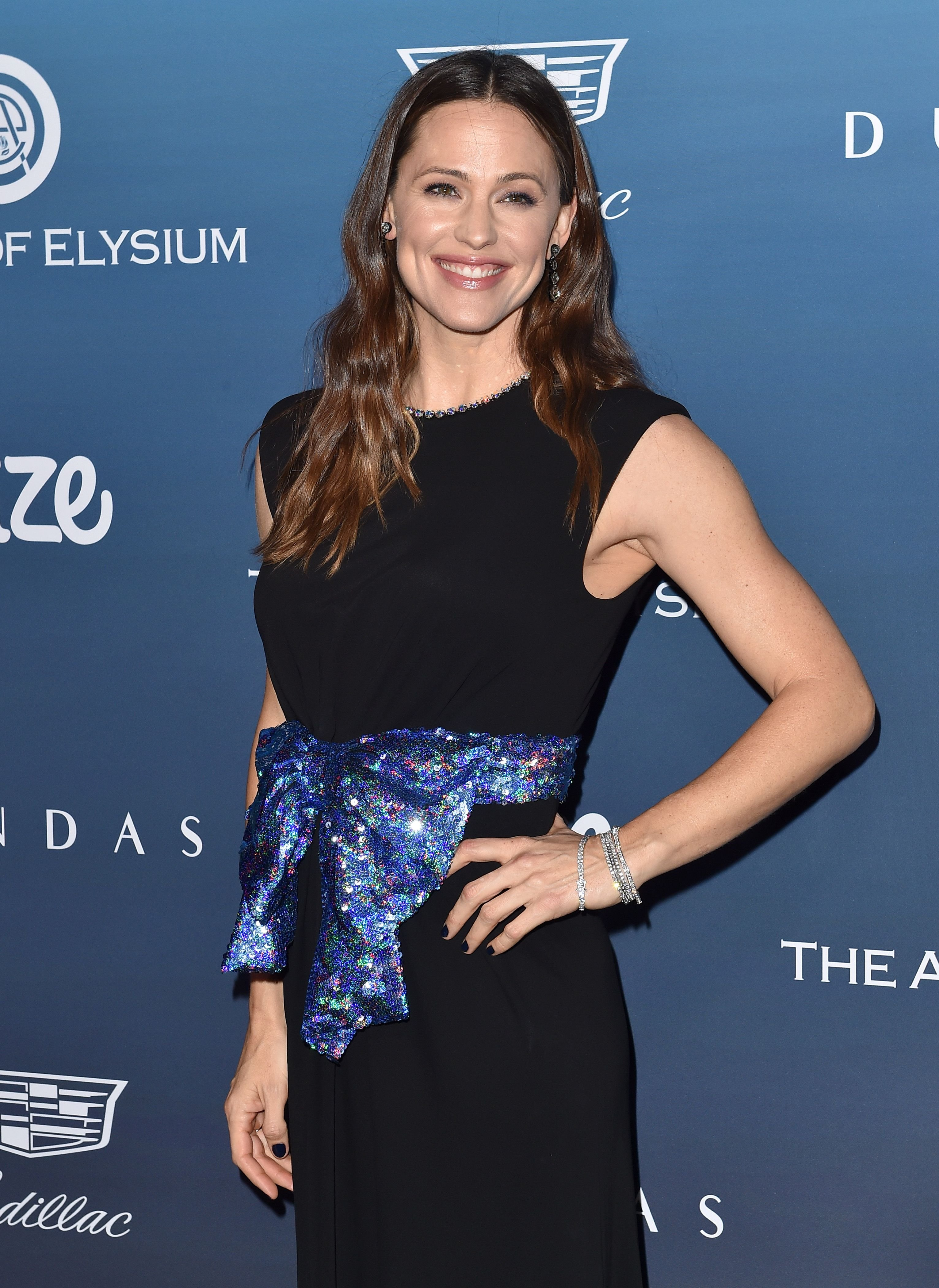 Jennifer Garner at The Art of Elysium's 12th Annual Celebration - Heaven, on January 5, 2019.   Getty Images