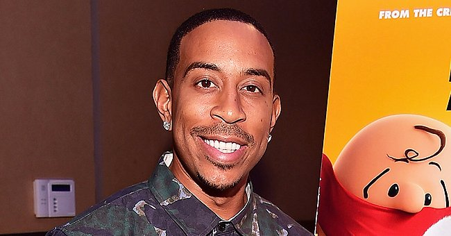 See Ludacris Kissing and Embracing His Wife Eudoxie's Growing Baby Bump in This New Photo