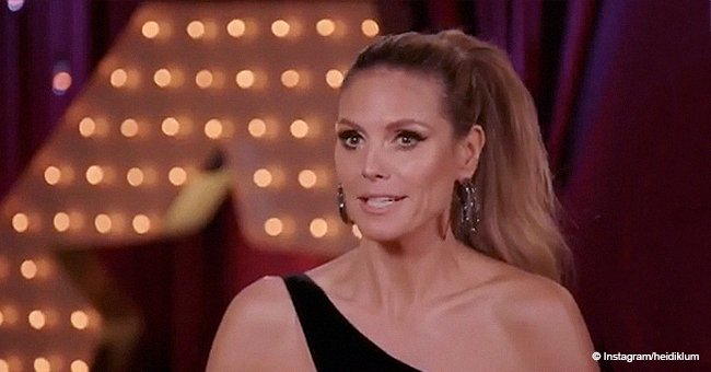 Heidi Klum reveals her farewell words to 'AGT' finally speaking out on her quitting