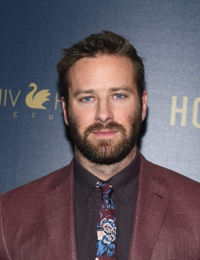 Armie Hammer I Image: Getty Images