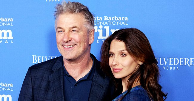 Alec Baldwin Looks Hilarious in Curly Wig as He Poses for a Funny Selfie with Daughter Carmen